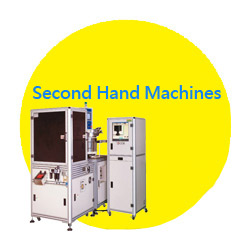Second Hand Machines